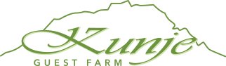 Kunje Farm – Accommodation: Koue Bokkeveld, Ceres District Logo